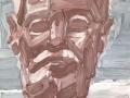 Enzo Marra - Death Mask (Michelangelo) - 2014